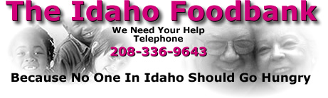Idaho food bank boise meridian garden city eagle Treasure Valley oil changes