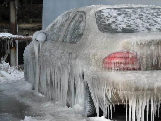 a frozen car boise meridian garden city eagle idaho oil change