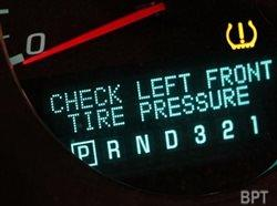 tire pressure warning light boise merdian garden city eagle idaho oil changes einstein's oilery (2)