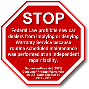 Magnuson-Moss Warranty Act boise oil change coupon,nampa oil change coupon,eagle oil change coupon,garden city oil change coupon,meridian oil change coupon